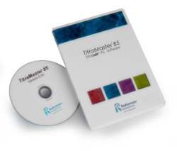 Titramaster 85-FDA PC-Software, bidirektionale Version, FDA21